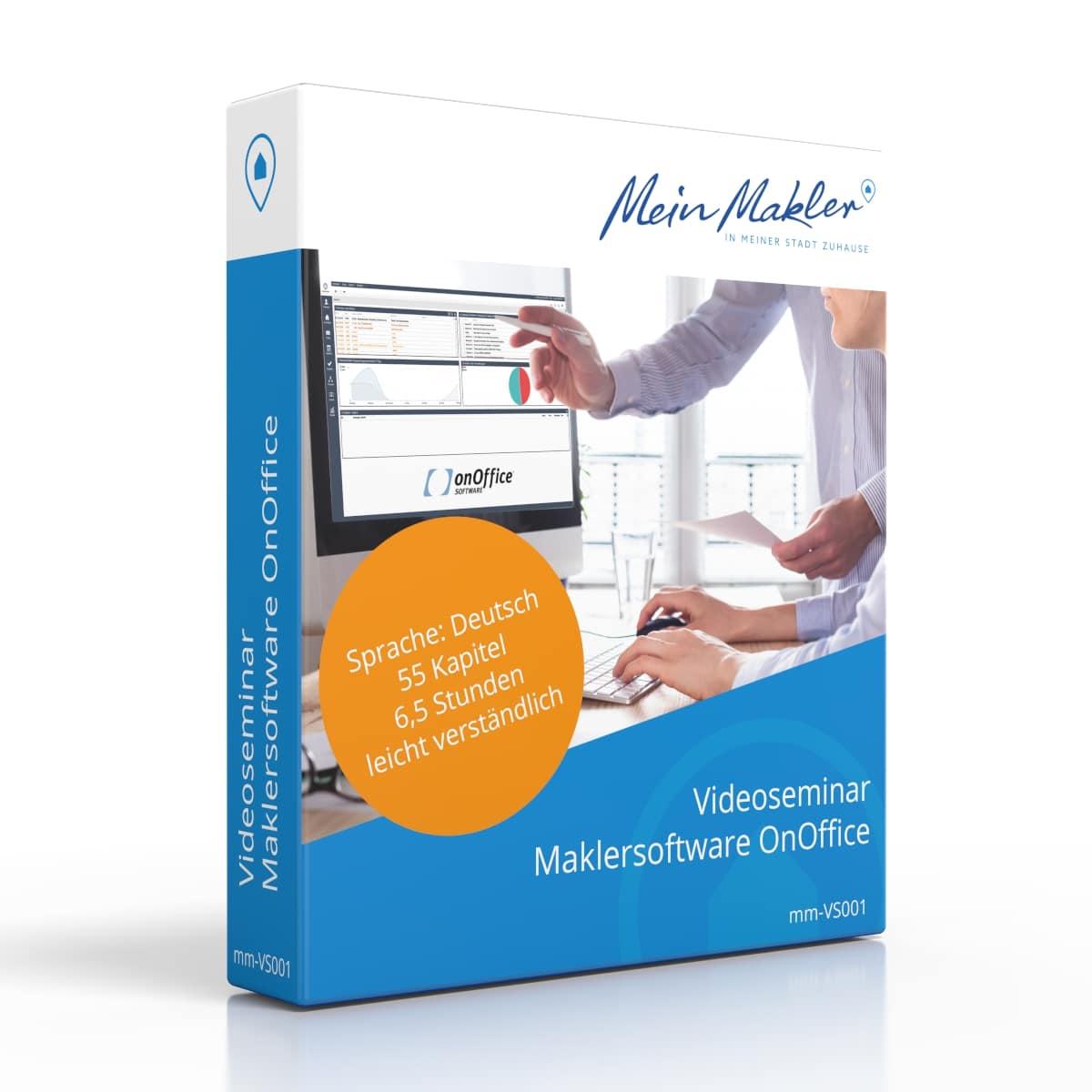 Videoseminar Maklersoftware OnOffice