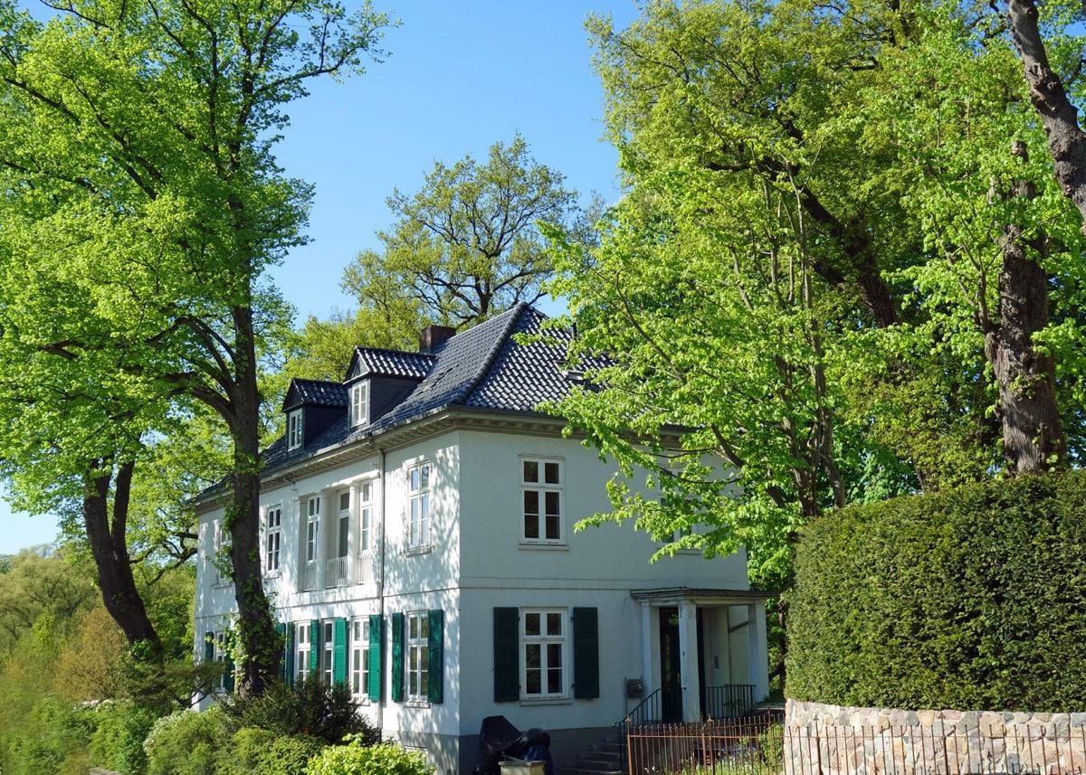 Villa in Blankenese