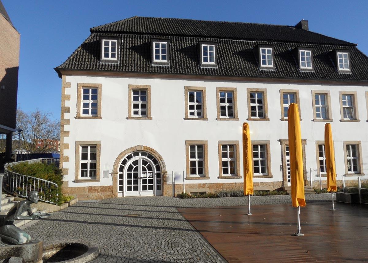 Rheine Altstadt